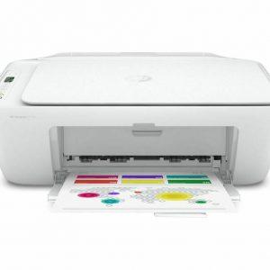 HP Printer 2710 Deskjet Wireless Printer With INK