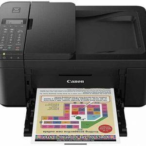Canon Printer TR4550 PIXMA 4-In-One Printer